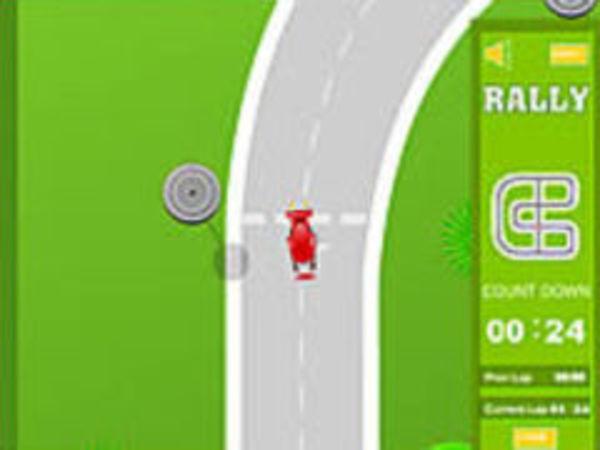 Bild zu Rennen-Spiel Ghracer