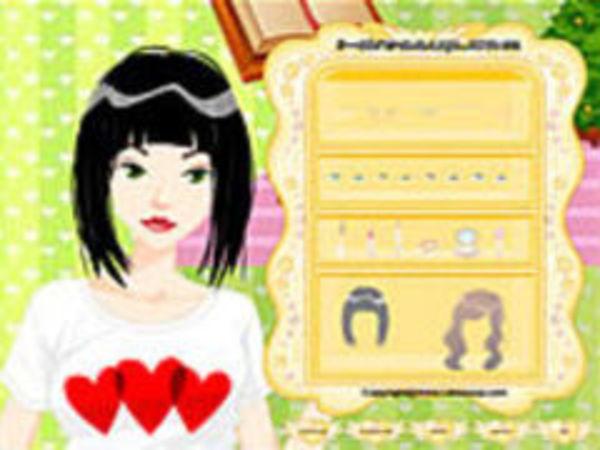 Bild zu Mädchen-Spiel Gdm Makeover