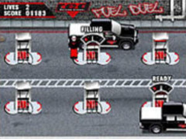 Bild zu Simulation-Spiel Fuel Duel