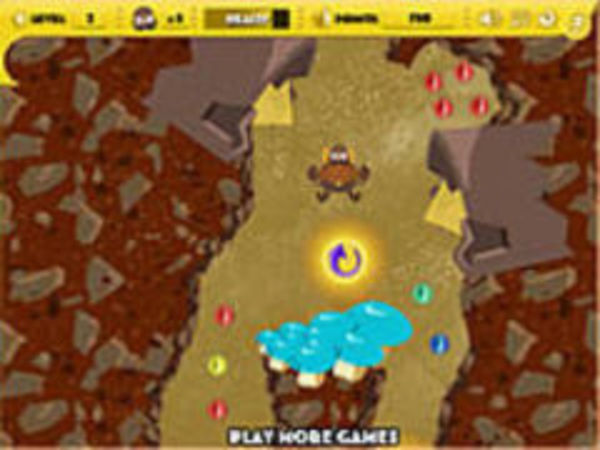 Bild zu Geschick-Spiel Freefall