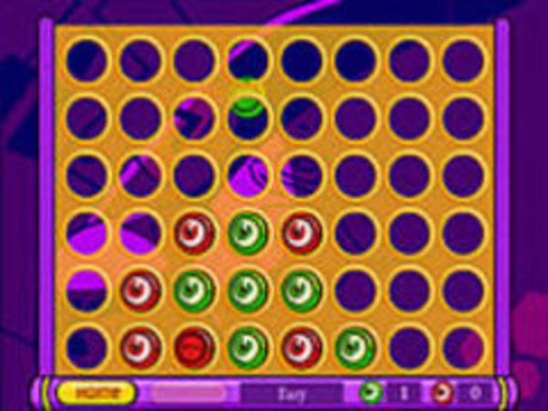Bild zu Denken-Spiel Foureyes