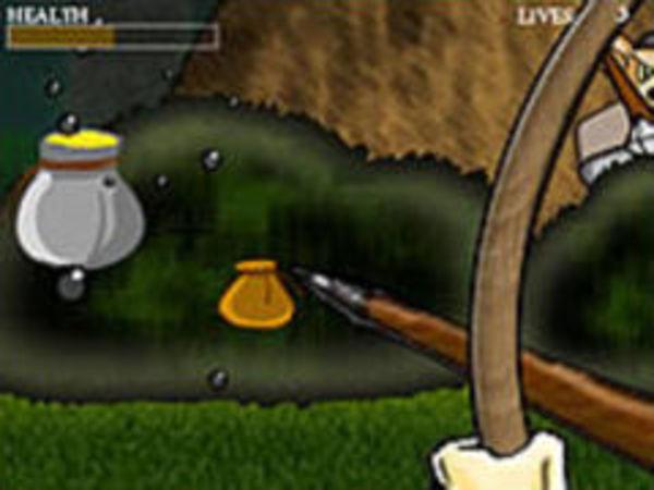 Bild zu Geschick-Spiel Forest Fight 2