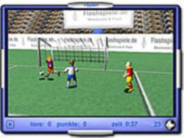 Bild zu Top-Spiel Football 3D Regate