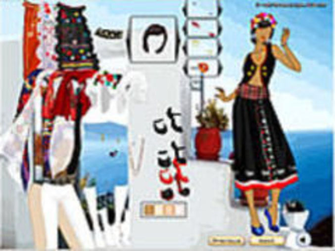 Folkfashion Greece