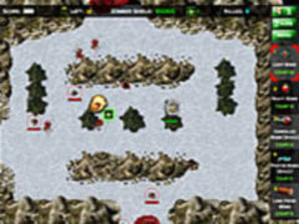 Bild zu Action-Spiel Zomber