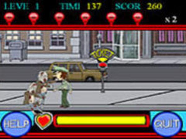 Bild zu Action-Spiel Fists of the MeterMaid