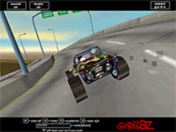 Bild zu Geschick-Spiel Finaldrive