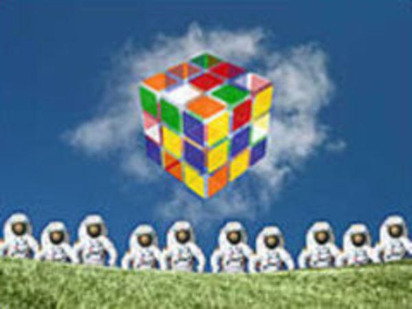 Bild zu Denken-Spiel Evilcube