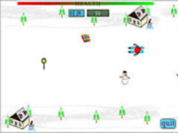 Bild zu Action-Spiel Christmaspresents