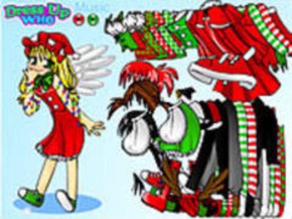 Bild zu Kinder-Spiel Christmas Angel