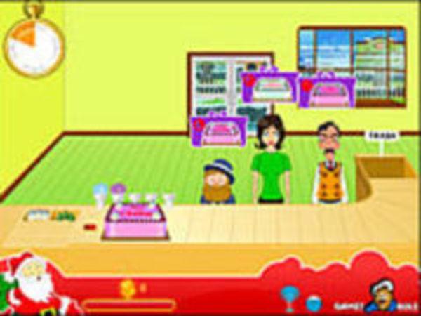 Bild zu Abenteuer-Spiel Christmas Cake Shop