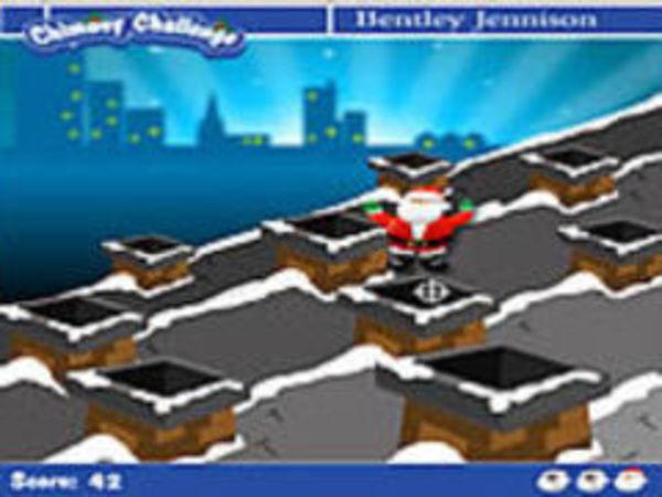 Bild zu Geschick-Spiel Chimney-Challenge