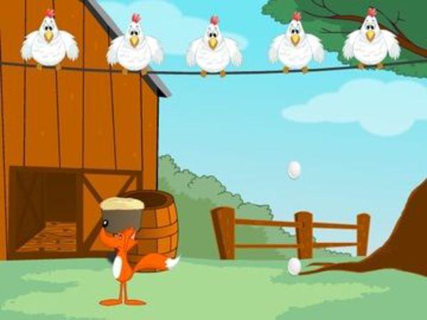 Bild zu Geschick-Spiel Chickenmate