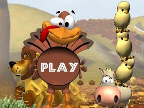 Bild zu Geschick-Spiel Koko-Crazy Chicken