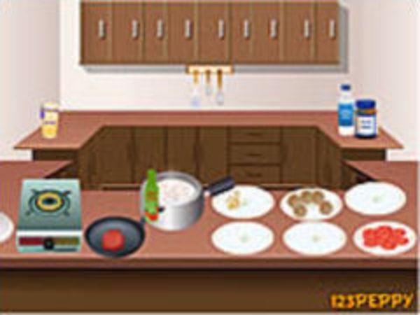 Bild zu Geschick-Spiel Cheesy Bacon Melts