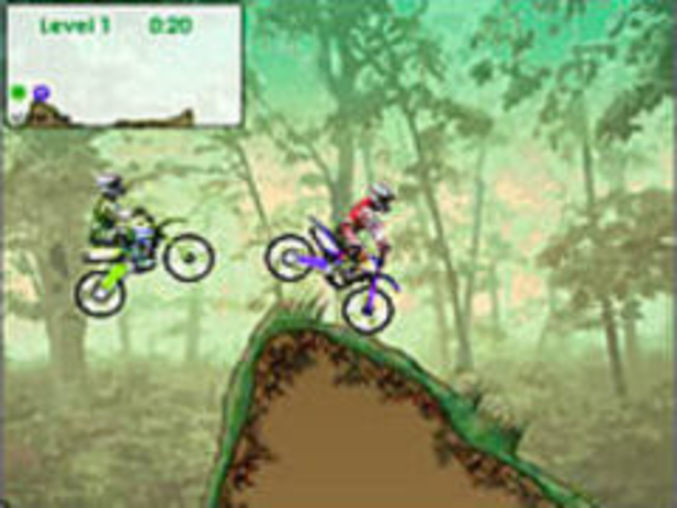 dirt bike spiele