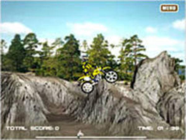Bild zu Geschick-Spiel Dirt Bike 2