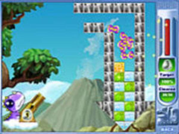 Bild zu Geschick-Spiel Dino Blitz