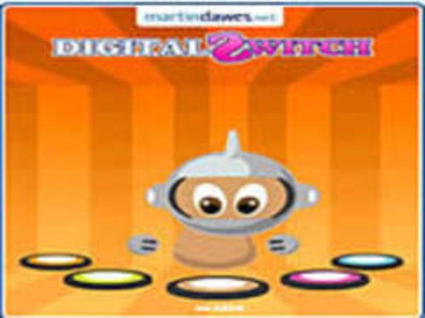 Bild zu Geschick-Spiel Digital Switch