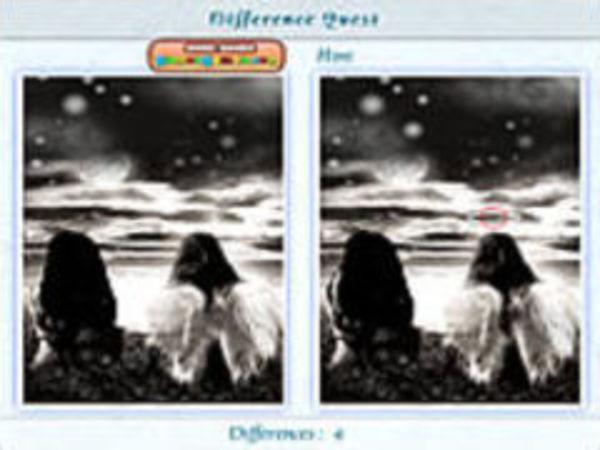 Bild zu Denken-Spiel Difference