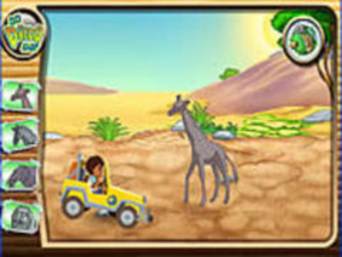 Diego african offroad rescuse