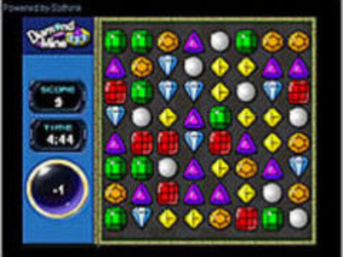 Spiel Diamond