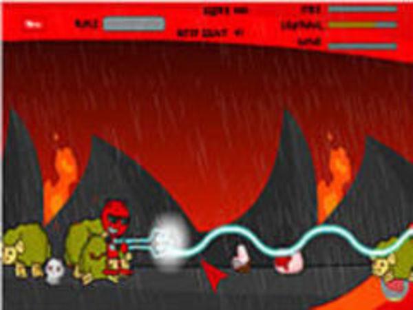 Bild zu Action-Spiel Devilkid