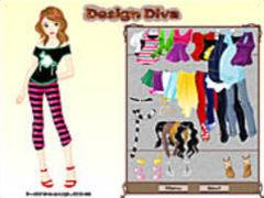 Design Diva 2 spielen