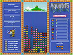 Aquatris spielen