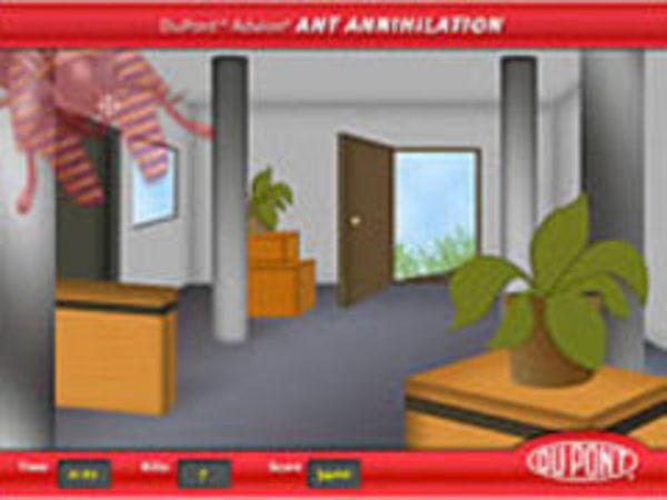 Bild zu Geschick-Spiel Ant Annihilation