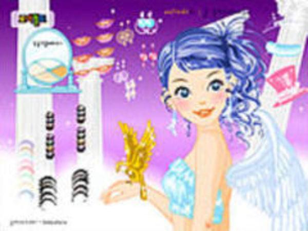 Bild zu Mädchen-Spiel Angelic