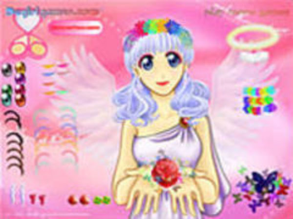Bild zu Mädchen-Spiel Angel Of Liberty