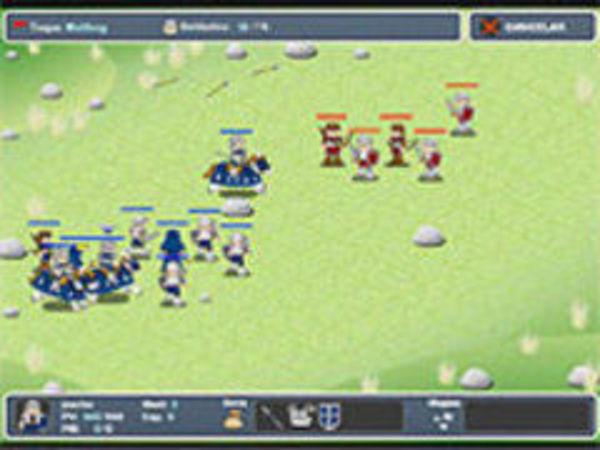 Bild zu Denken-Spiel Anacroz tactics