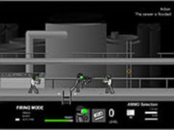 Bild zu Action-Spiel Cqc