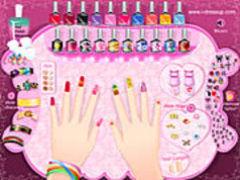 Cool manicure spielen