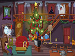 Caspers Haunted Christmas spielen