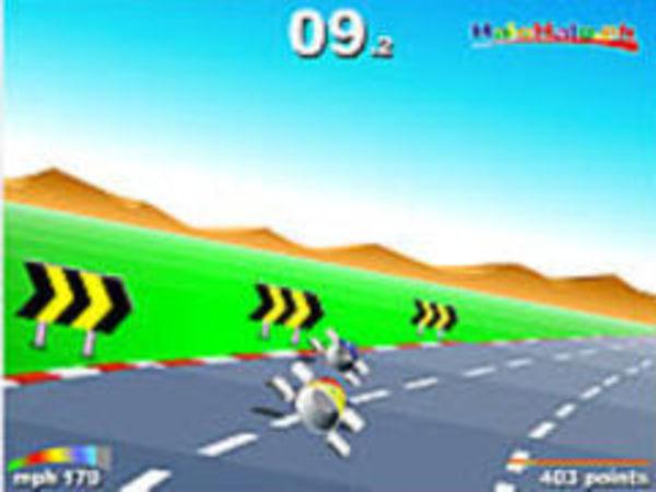 Bild zu Rennen-Spiel Car-Can-Racing