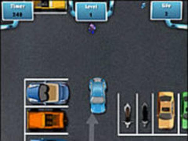 Bild zu Geschick-Spiel Car Parking Challenge
