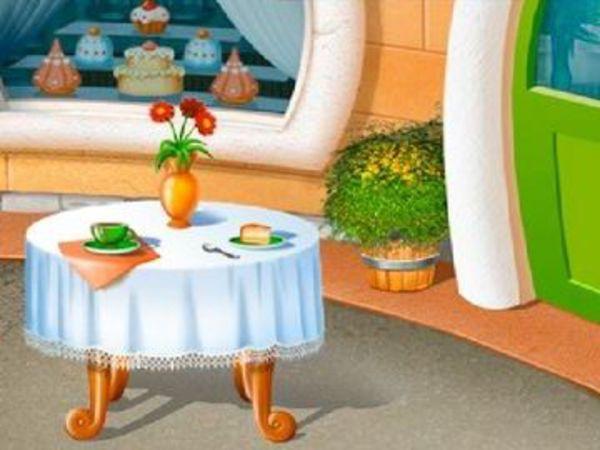 Bild zu Mädchen-Spiel Cake Shop En