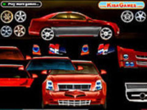 Bild zu Mädchen-Spiel Cadillac Cartuning