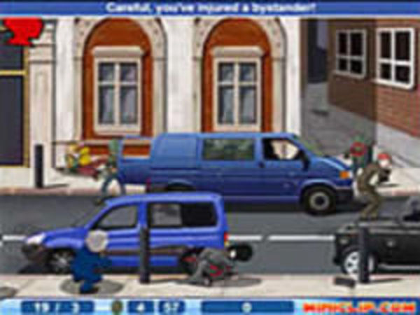 Bild zu Geschick-Spiel Bushroyalrampage 1