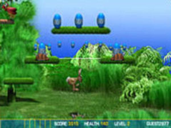 Bild zu Geschick-Spiel Bunny