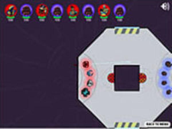 Bild zu Geschick-Spiel Bumper Bowl
