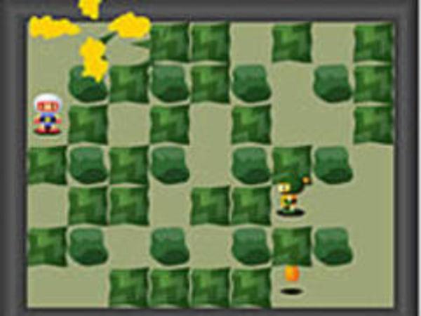 Bild zu Klassiker-Spiel Bomberman 1