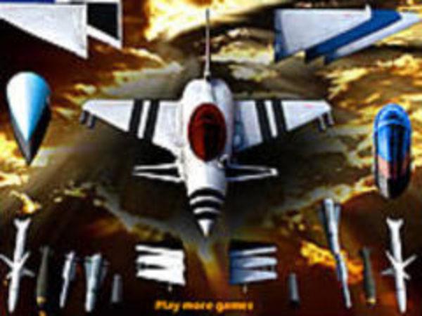 Bild zu Action-Spiel Fighter Plane Maker