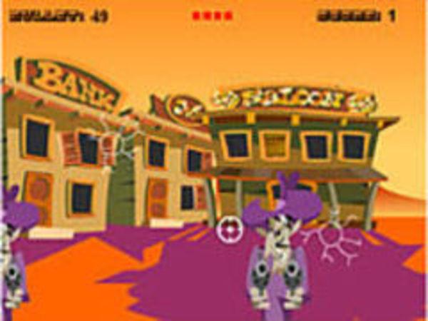 Bild zu Action-Spiel Far West