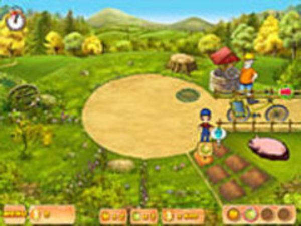 Bild zu Mädchen-Spiel Farm Mania 1