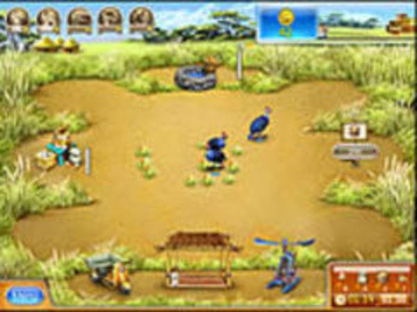 Bild zu Mädchen-Spiel Farm Frenzy 3