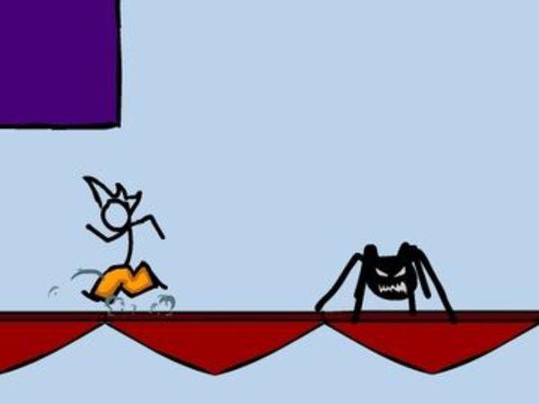 Bild zu Geschick-Spiel Fancy Pants 2