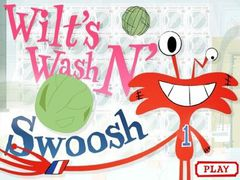Wilts Washn Swoosh spielen
